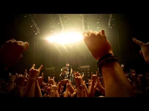 In Flames - Only for the Weak (Live at scandinavium in Göteborg, Sweden 2011)