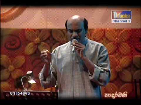 Sri Lankan classical musician Sunil Edirisinghe.mp4