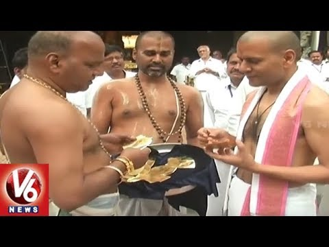 3rd Day Of Maha Samprokshanam In Tirumala Tirupati Devastanam | V6 News