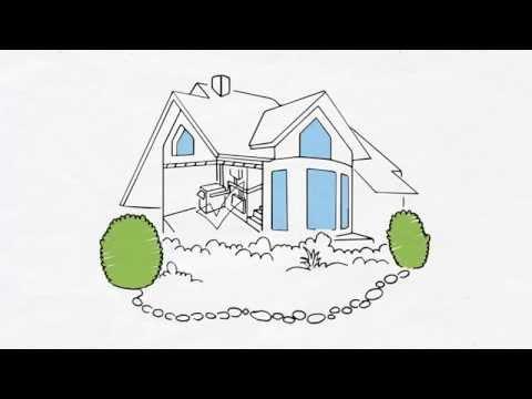 Рекламный ролик для бизнеса Thermolong. Котлы длительного горения. Анимационный продающий ролик.