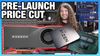HW News - AMD Cuts Navi GPU Prices Already, NVIDIA 7nm GPUs, & AMD Ray Tracing Patents