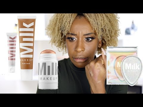 I Spent $1.000 on MILK Makeup. And....