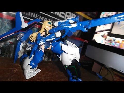 IS AGP - Cecilia Alcott X Blue Tears [Strike Gunner]