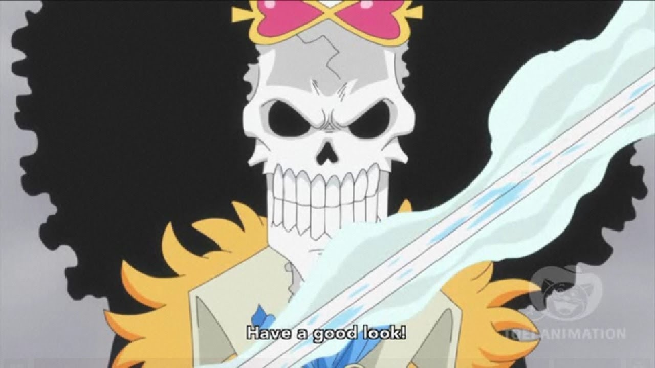One Piece Episode 565 Review - Soul King Cold - YouTube