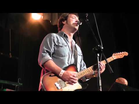 Todd Sharpville at Hebden Bridge Blues Festival, 2 June 2012