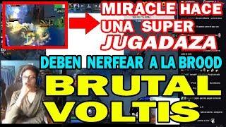 JEIMARI ANALIZA EL BRUTAL VOLTIS DE LIQUID   DOTA 2 COSAS