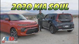 2020 Kia Soul - First Drive & Review