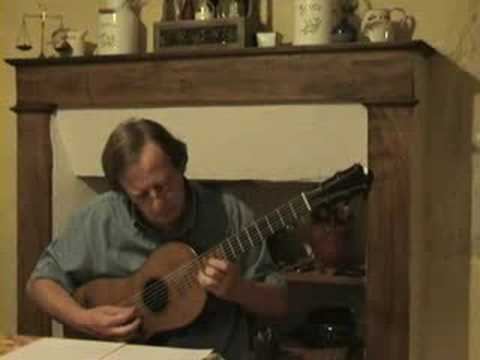 Johann-Kaspar Mertz - Polacca op. 5 - Romantic guitar