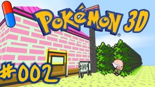 Pokemon 3D - #02 Schnelles Glurak! [deutsch] [HD] [Let´s Play]