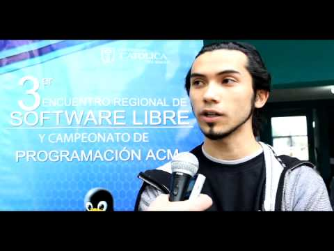 Tercer Encuentro Software Libre   UCM