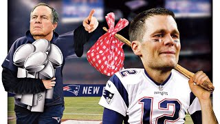 "Bill Belichick SENDS SHOTS At Tom Brady ""He's NOT The BEST PLAYER I've Seen Or COACHED....""!!"