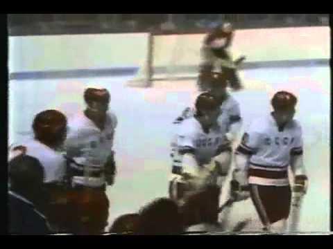 Game #1  Summit Series 1972  USSR @ Canada