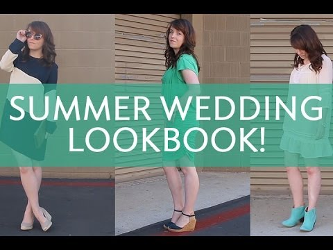 3 Summer Wedding Looks | Broke But Bougie
