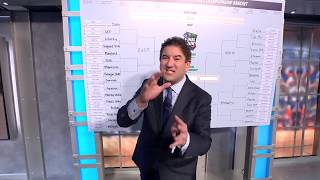 Bracket tips: Andy Katz, Steve Smith fill in their brackets