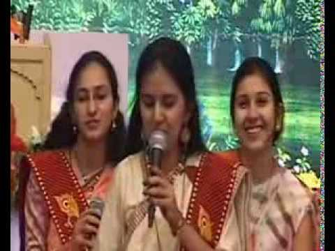 Tan Man Dhan Shriji Na Charnoma (shrinathji Bhajan) By Surabhi Ajit Parmar. video