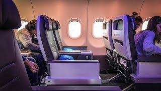 HAWAIIAN AIRLINES | HONOLULU - NEW YORK JFK | ECONOMY CLASS | AIRBUS A330