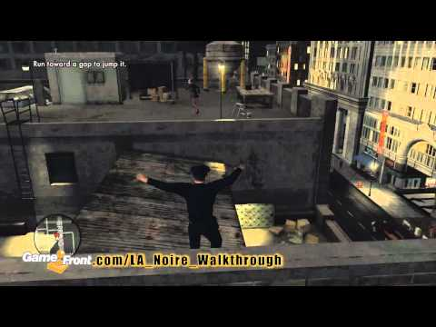 LA Noire Walkthrough - PT. 3 - Story Mission 3 - Warrants Outstanding