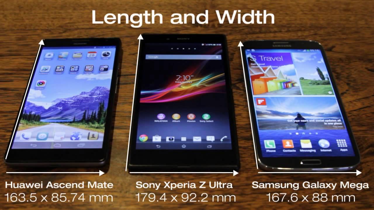 Xperia Z Ultra Vs Xperia Z1 Sony Xperia Z Ultra vs