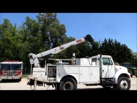 Auction #1611530 - VES Unit 2382 - 1997 International 4700 C