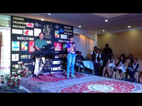 Mein koi Aisa Geet Gaaun sung by: Akash Patil!!