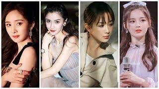 4 Nữ diễn viên họ Dương của showbiz hoa ngữ : danh tiếng luôn song hành cùng tai tiếng