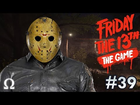 HUNTING RANDOMS, NEW MAPS / UPDATE! | Friday the 13th The Game #39 NEW MAPS / PATCH!