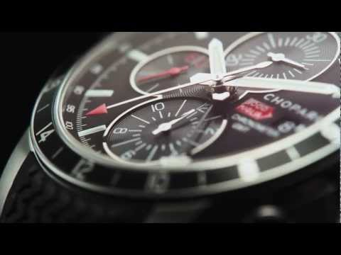 The Mille Miglia 2012 edition watch: unfailing readability and functionality – presented by Chopard