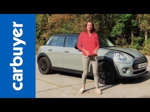 MINI 5-door hatchback 2014 review - Carbuyer