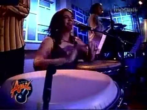 LA DESCARGA CON ALBITA 04 26 2009 GILBERTO SANTA ROSA CLIP 2