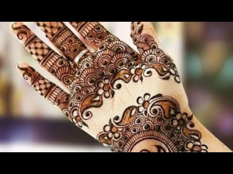 Latest mehandi design 2018|eid mehandi design|Fashion mantra