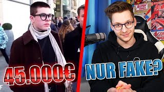 45.000€ Outfit - Alles nur Fake?