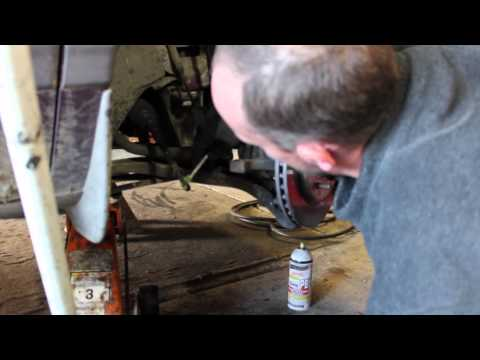 Tie Rod End removal & replacement (Dodge Caravan 96-07 Chrysler Town and Country)