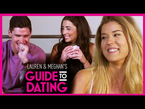 Lauren Elizabeth's BOYFRIEND VS. BEST FRIEND TAG - Denis vs. Meghan Rosette GUIDE TO DATING