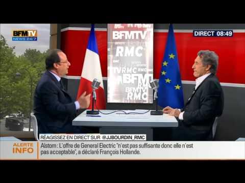 Bourdin Direct: François Hollande - 06/05
