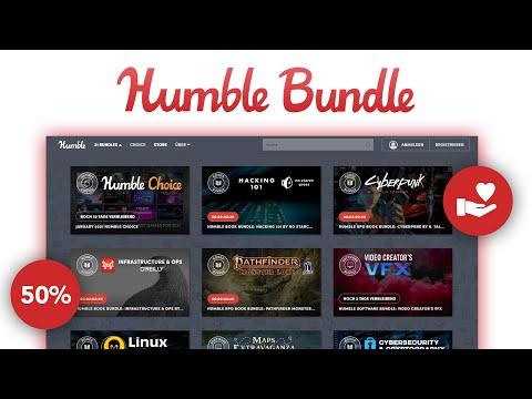Humble Bundle (Tutorial) Günstig Spiele kaufen & Hilfsorganisationen unterstützen