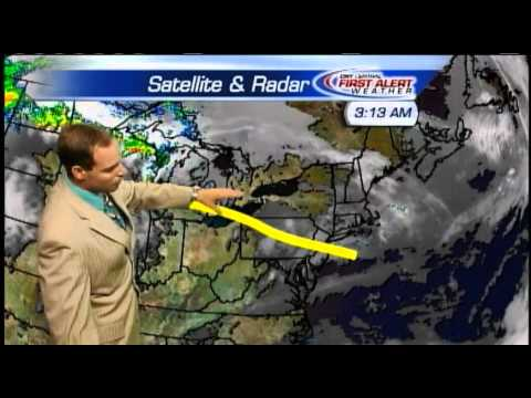 Meteorologist Matt Stevens' Sunday weather forecast 5-27-2012