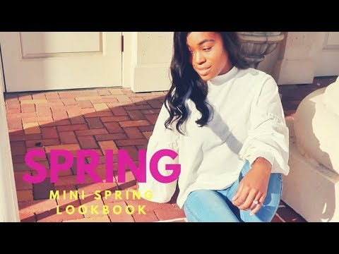 Fashion | Mini Spring Lookbook