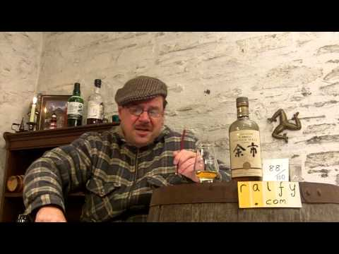whisky review 304 - Yoichi 15yo Japanese Malt