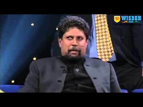 Kapil Dev - Wisden Indian Cricketer of the Century