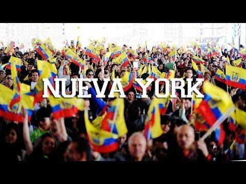 RAFAEL CORREA EN NUEVA YORK ENLACE CIUDADANO 369