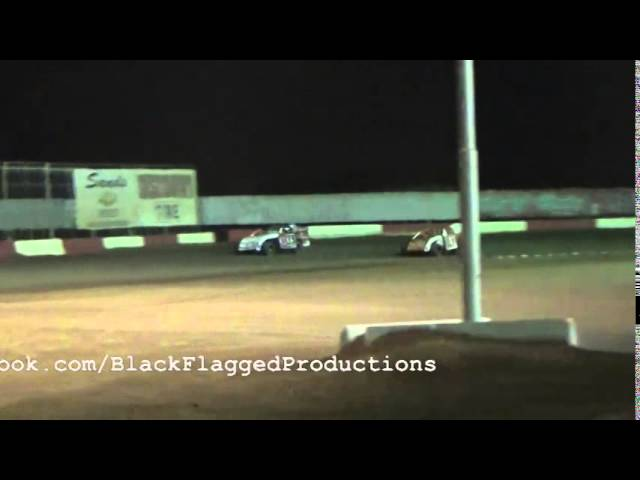 Modified Heat Race #2 At CSP April 12th 2014