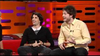Hamish & Andy on Graham Norton - Ghosting [06-21-2010]