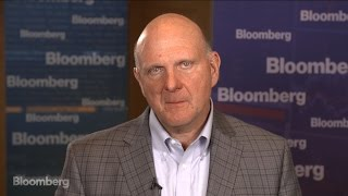 Steve Ballmer Wants to Understand Government Spending