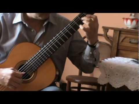 Mascagni, Cavalleria rusticana, Intermezzo, guitar solo