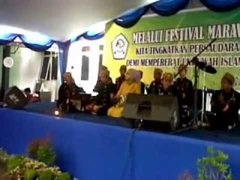 Juara 1 Lomba Marawis Syufna Yuna Ponpes Manba'ul Anwar (part 2) video