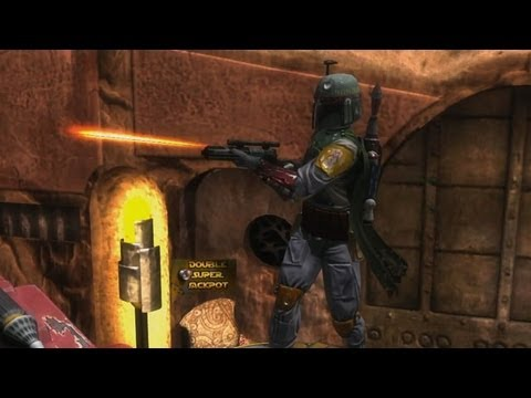Star Wars Pinball: Boba Fett Trailer