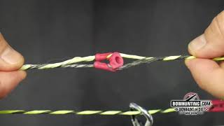 Sawtooth Outdoor Products Peep It & Anchor Knot 2018 ATA Show