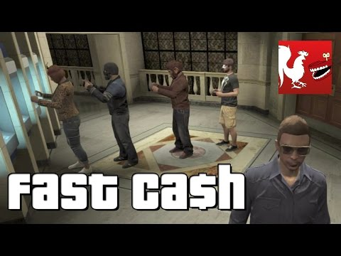 Things to do in GTA V - Fast Cash klip izle