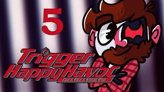 Danganronpa: Trigger Happy Havoc | PSYCHIC | Part 5