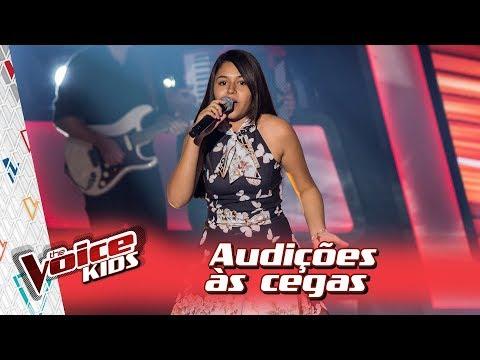 Eduarda Brasil canta 'Forró Xenhenhem' na Audição ? ?The Voice Kids Brasil?   3ª Temporada